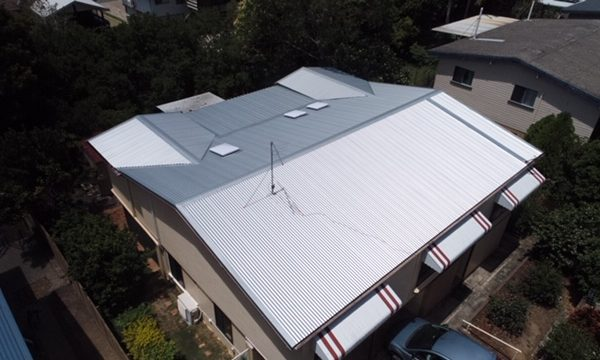 Roof Replacement, Alexandra Hills