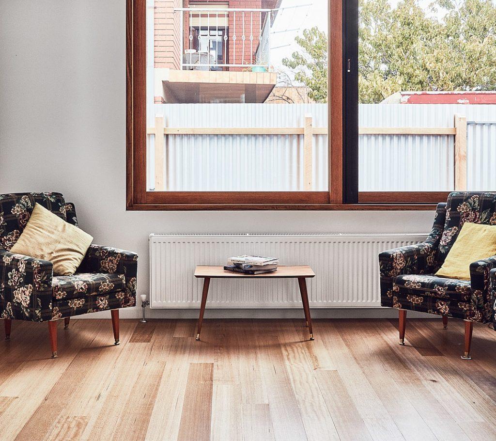 Furniture-near-radiator